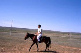 内モンゴル