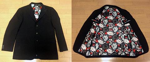 現代のジャケット1