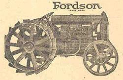 フォードソン・トラクターF型
